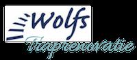 Wolfs traprenovatie Logo