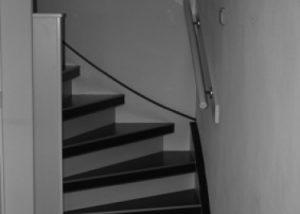 Erg tevreden met onze nieuwe trap