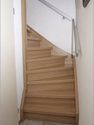 Mijn trap weer als nieuw!