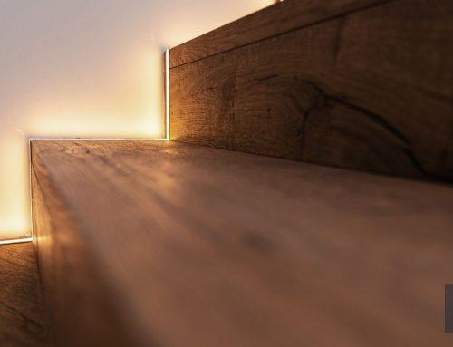 Wat is de beste plaats voor trapverlichting?