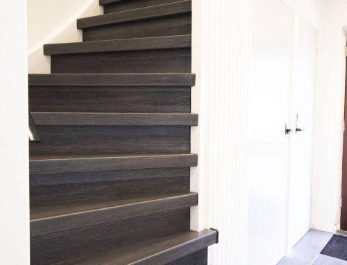 De perfecte kleur voor jouw trap