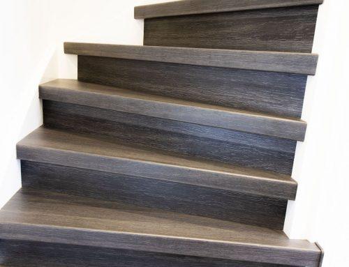 Nieuwe traptreden plaatsen? Zo pak je het aan