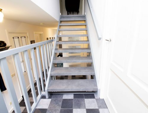 Stappenplan voor trapspijlen renoveren