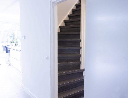 Wees zuinig op je nieuwe trap