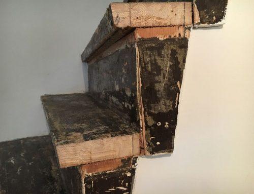 Inspiratie: van oude, scheve trap naar blikvanger