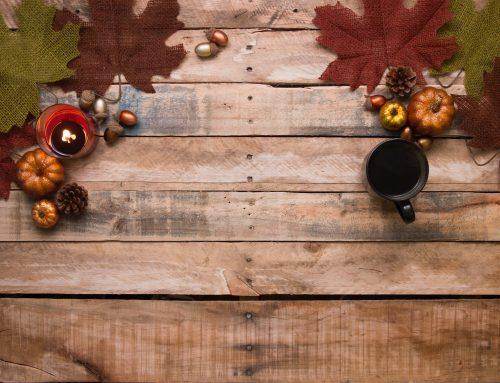 Haal de herfst in huis!