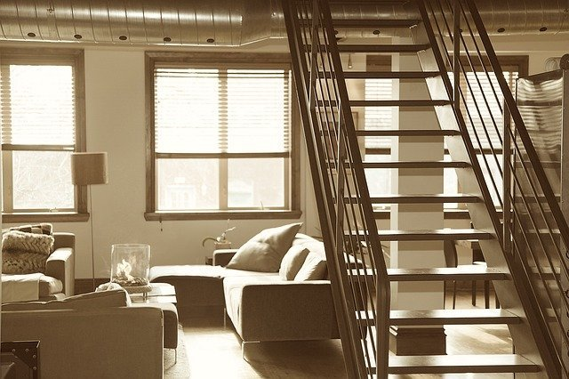 huis in de jaren '50 stijl maken