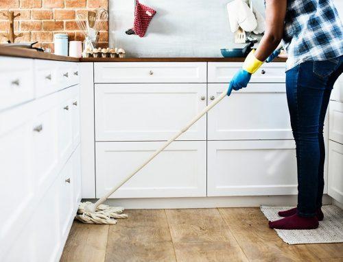 Je huis schoonmaken: goede voornemens voor 2019