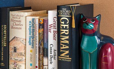 onzichtbare boekenplank maken
