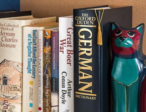 Een onzichtbare boekenplank