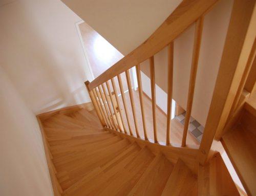 Extra lang genieten van je eiken trap