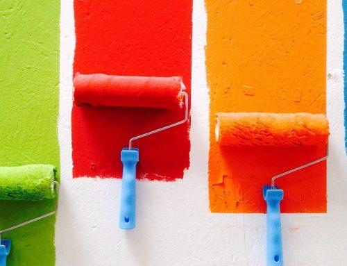 Je plafond schilderen in 8 stappen