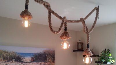 touw gebruiken in huis