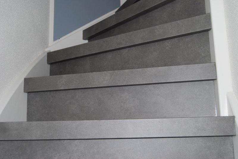 trap gerenoveerd in Veghel