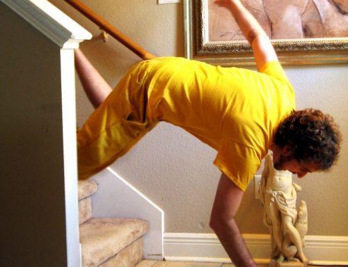 Is jouw trap veilig?