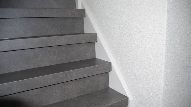 traptreden vervangen