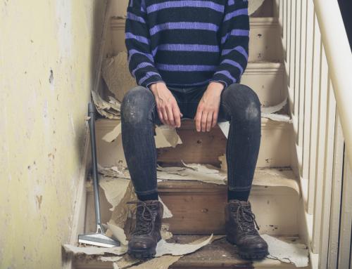 Waarom zelf de trap renoveren een slecht idee is